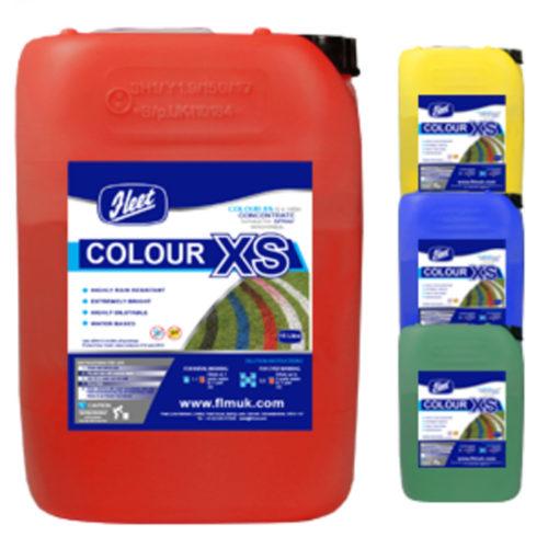 Fleet Colour XS