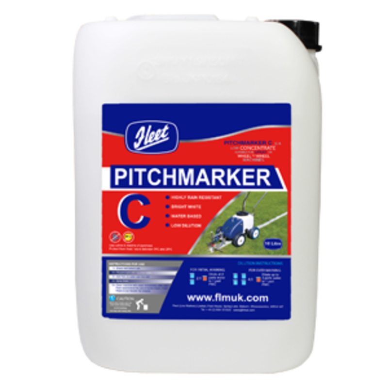 Fleet Pitchmarker C