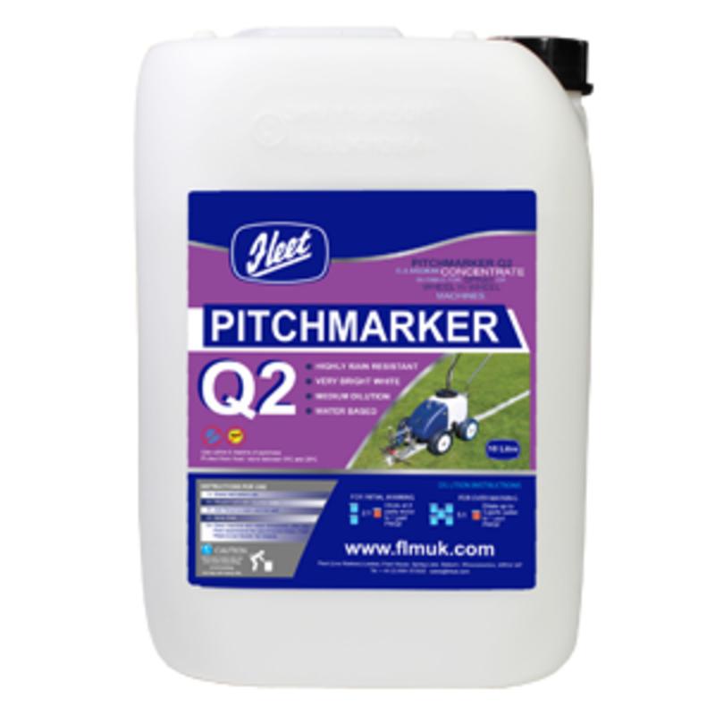 Fleet Pitchmarker Q2