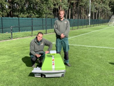 De Enk Groen en Golf_milati grass machines