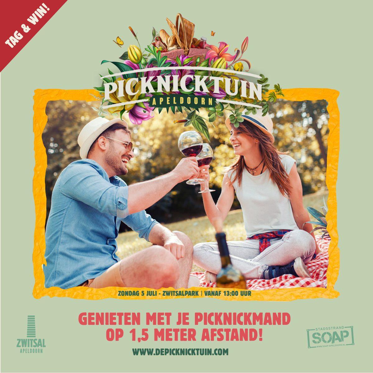 Picknicktuin Apeldoorn