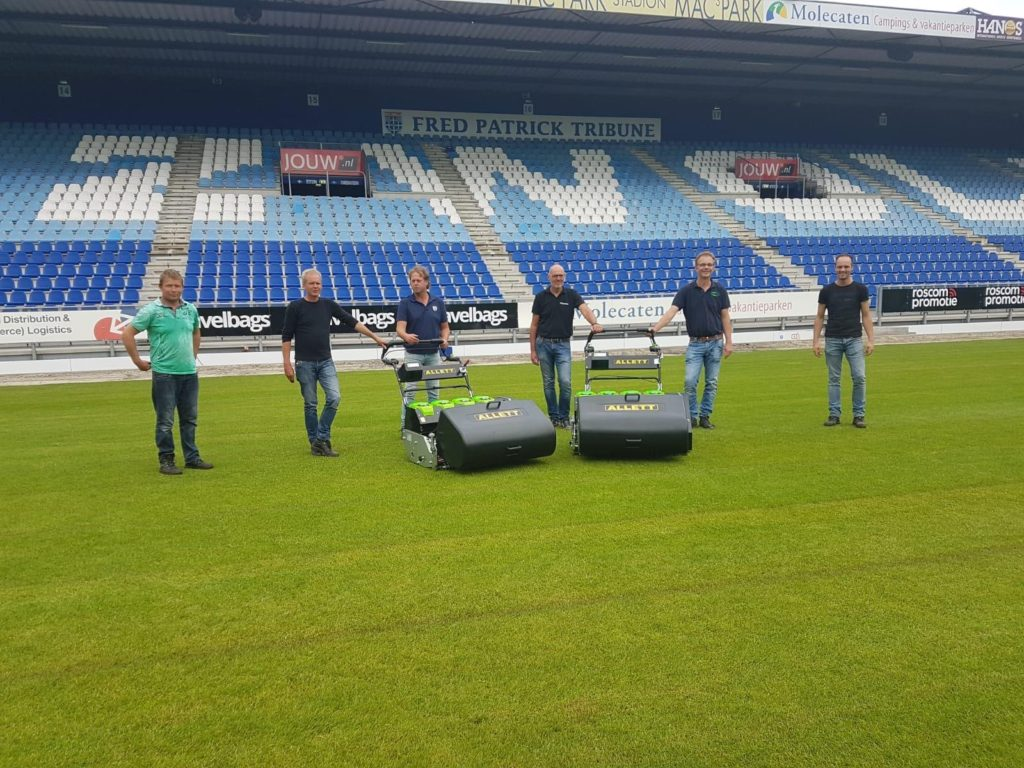 Milati Grass Machines_PEC Zwolle